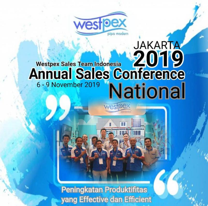 Annual National Sales Conference 2019