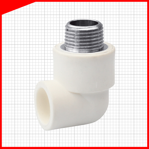 Fitting PPR Elbow Thread Male